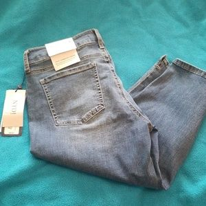 NYDJ Skinny Capri Jeans pants denim size 6